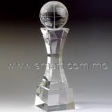 地球水晶柱獎座