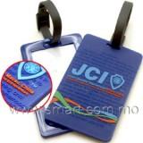 PVC軟膠行李牌