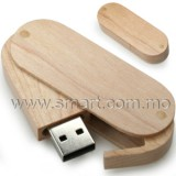 原木USB儲存器