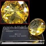 鑽石水晶座
